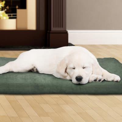 Jumbo Forest Orthopedic Super Foam Pet Bed