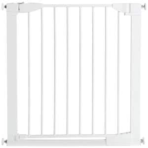29.5 in. Auto Close Metal Baby Gate