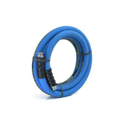 3/4 in. x 15 ft. Rubber Air Hose