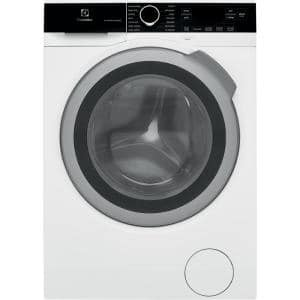 IQ Touch 24 in. W 2.4 cu. ft. High Efficiency White Front Load Washing Machine with Steam, ENERGY STAR