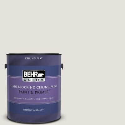 1 gal. #PPU18-08 Painters White Interior Paint & Primer