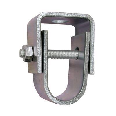 4 in. Zinc Plated Steel Clevis Hanger for 5/8 in. Standard Rod