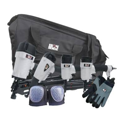 Nail Gun Kit (4-Piece)