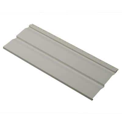 Take Home Sample Dimensions Double 4.5 in. x 24 in. Dutch Lap Vinyl Siding in Thistle
