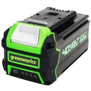40-Volt Lithium-Ion 5.0 Ah USB Battery