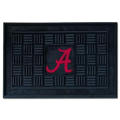 University of Alabama 18 in. x 30 in. Door Mat