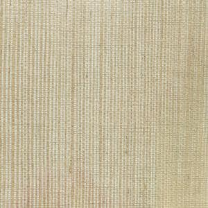Ruslan Brown Grasscloth Brown Wallpaper Sample