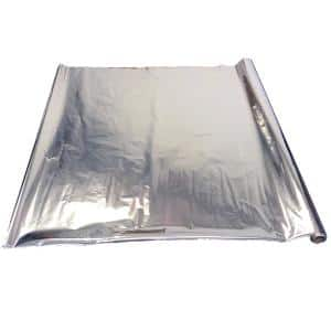50 ft. Highly Reflective Light Diffusing Film with White Plastic Vapor Barrier