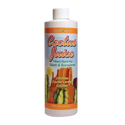 16 oz. Cactus Juice Fertilizer