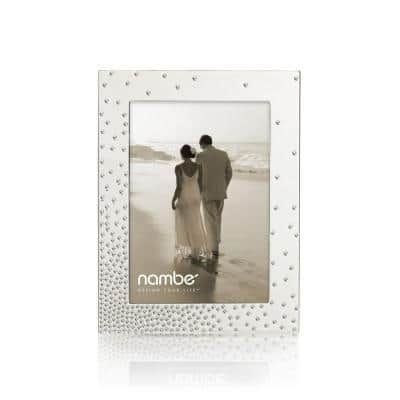 Dazzle Metal Picture Frame 5 x 7
