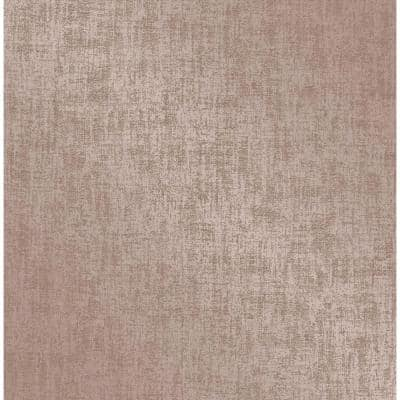 Asher Rose Gold Distressed Texture Rose Gold Wallpaper Sample