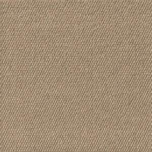Peel and Stick Design Smart Taupe Hobnail 18 in. x 18 in. Residential Carpet Tile (10 Tiles/Case)