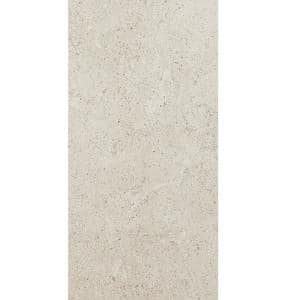 Adelaide White Textured 12 in. x 24 in. Color Body Porcelain Floor and Wall Tile (15.12 sq. ft. / case)