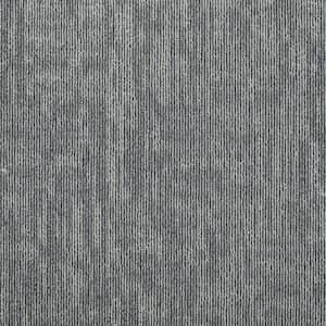 Graphix Kirkwood Loop Commercial 24 in. x 24 in. Glue Down Carpet Tile (12-tile/case)