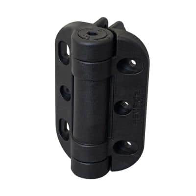 SUMO 3.5 in. x 2.5 in. x 5 in. SafeClose Heavy-Duty Gate Hinges