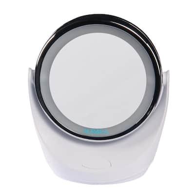 5X LED Vanity Makeup Mirror