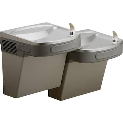 Versatile Filtered Wall Mounted Bi-Level ADA Drinking Fountain
