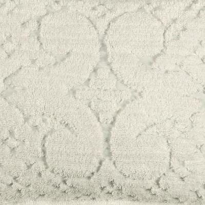Ashton Collection Solid 120-Thread Count Cotton Coverlet