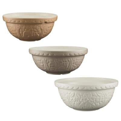 In the Forest 3-Piece Mixing Bowl Bundle