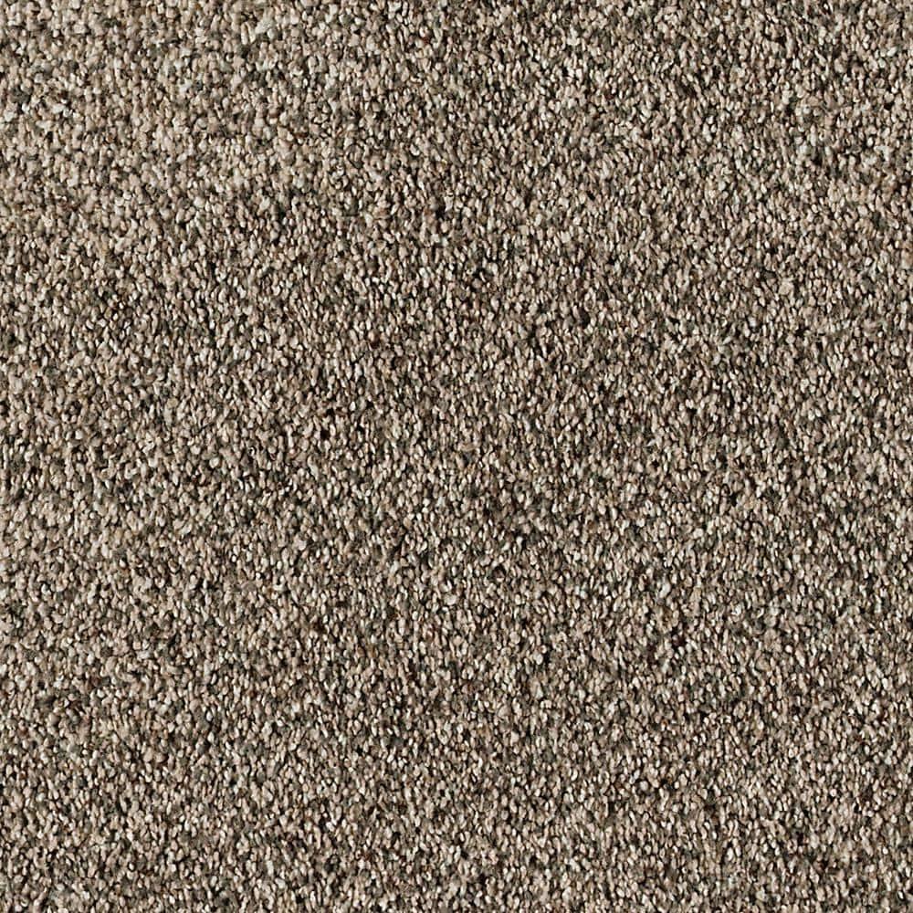 Lifeproof Briarmoor II - Color Flintstone Texture 12 ft. Carpet
