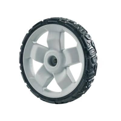 Replacement 11 in. Rear High Wheel for Rear Wheel Drive and PoweReverse Lawn Mowers (2017-Current)