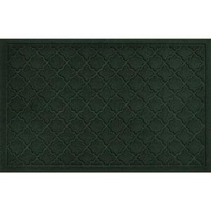 Aqua Shield Cordova Evergreen 2 ft. x 3 ft. Doormat