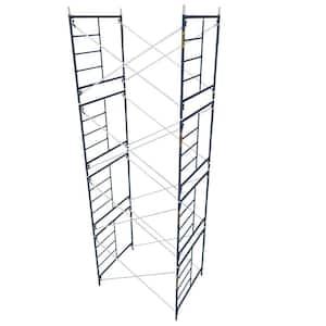 Saferstack 5 ft. x 7 ft. x 5 ft. Mason Scaffold (Set of 4)
