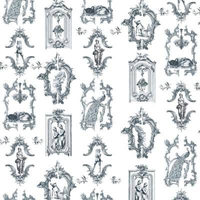 Bottoms Up! Fabric Peelable Wallpaper (Covers 36 sq. ft.)