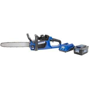 14 in. 40-Volt Lithium-Ion Brushless Cordless Chain Saw