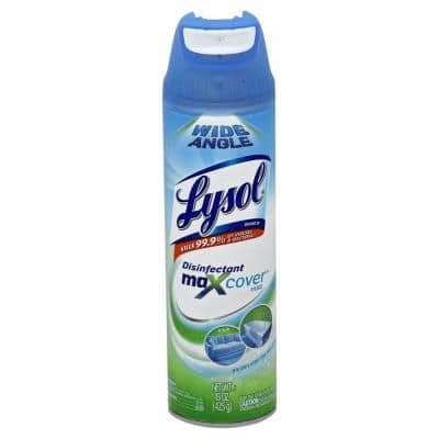 15 oz. Garden Rain Scent Max Cover Disinfectant Spray