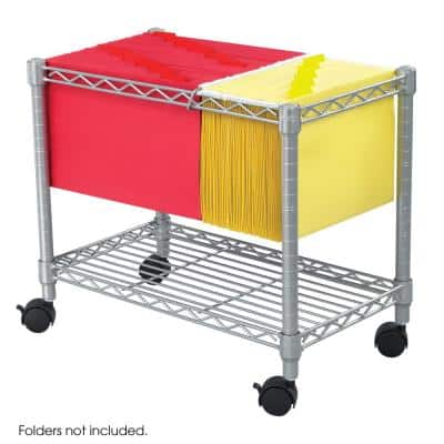 14 in. W Gary Wire Mail Cart
