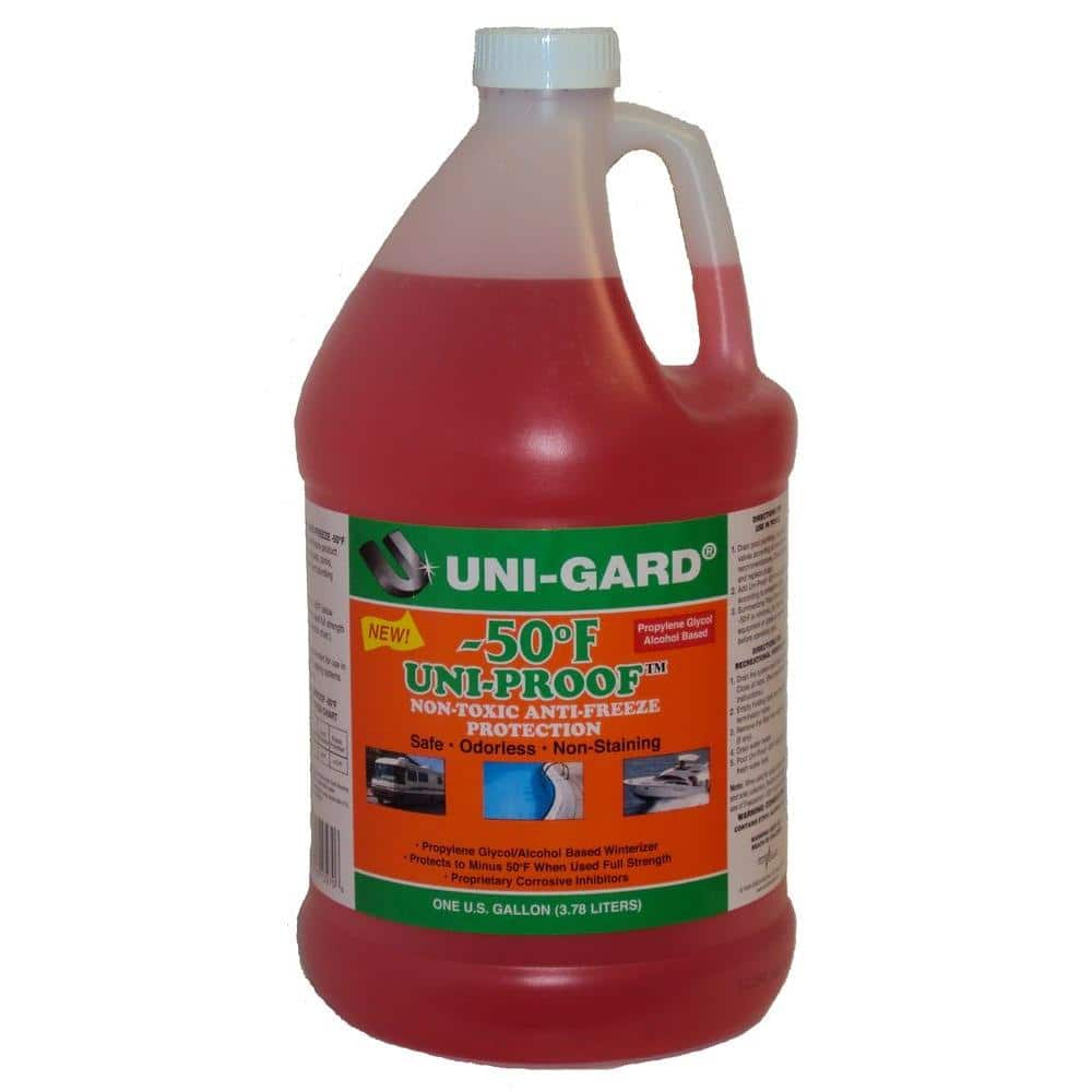 Uni Gard 50 Uni Proof Anti Freeze 132705 The Home Depot