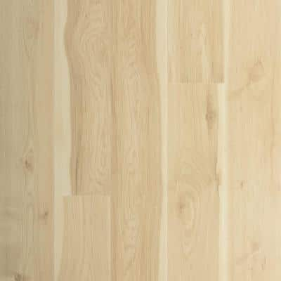 Defense+ 6.14 in. W Vintage Linen Hickory Antimicrobial Waterproof Laminate Wood Flooring (451.36 sq. ft./pallet)
