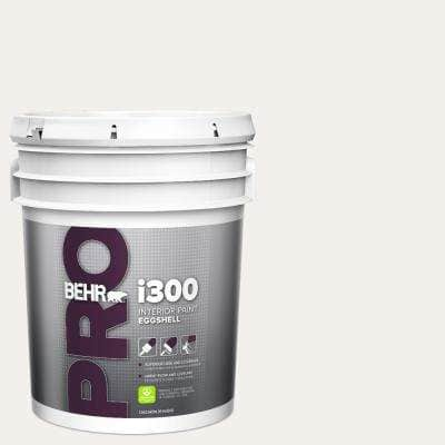 5 gal. #HDC-MD-06 Nano White Eggshell Interior Paint