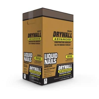28 oz. Drywall Advanced Off-White Construction Adhesive (12-Pack)