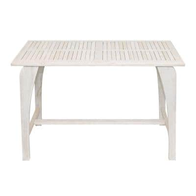 Rectangle Driftwood Kitchen Dining Tables Kitchen Dining Room Furniture The Home Depot