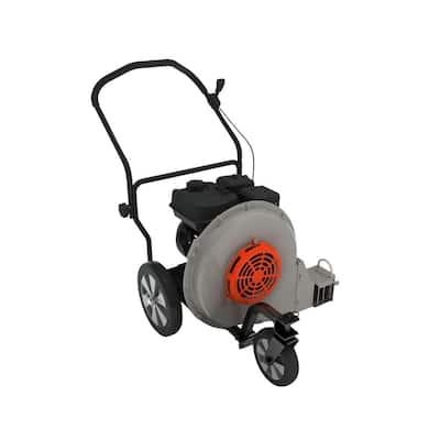 212 cc 1250 CFM 155 MPH Commercial Duty Leaf Blower