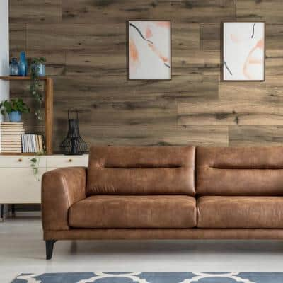 Claddon Oak 12 mm Thick x 7-1/2 in. Wide x 50-2/3 in. Length Laminate Flooring (18.42 sq. ft. / case)