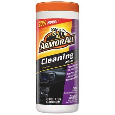 Cleaning Wipes (30-count)
