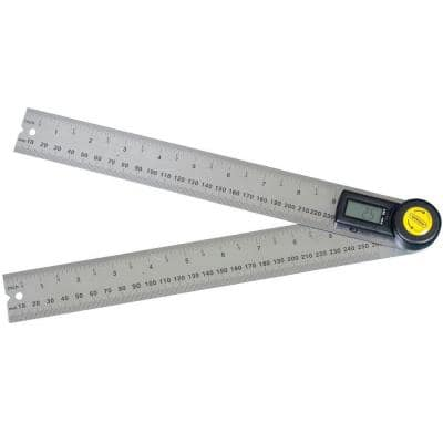 10 in. Digital Angle Ruler