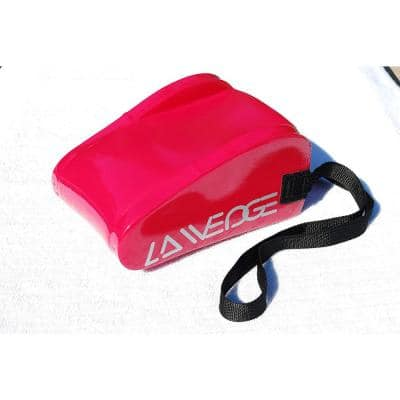 Pink Pool and Beach Headrest and Accessory Bag