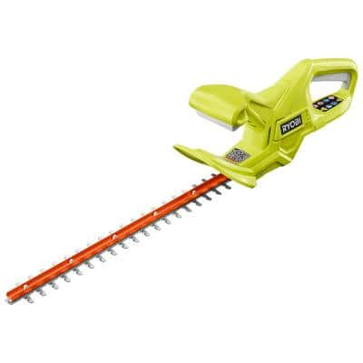 ONE+ 18V 18 in. Cordless Battery Hedge Trimmer (Tool Only)