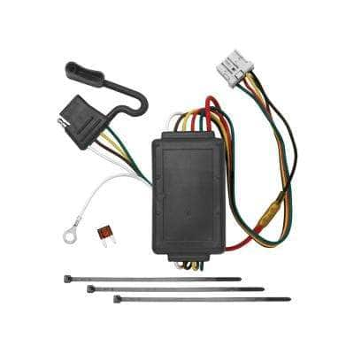 4.1 in. 0 ft. 118438 T-One Tow Vehicle Harness T-Connector Cable Assembly for Honda Odyssey