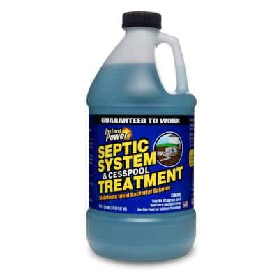 67-3/5 oz. Septic System Treatment