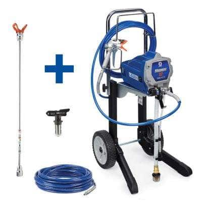 Magnum X7 Cart Airless Paint Sprayer with 20 in. Extension, 50 ft. Hose and TRU517 Tip
