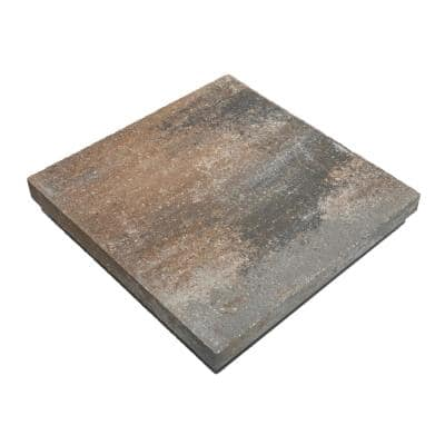 20 in. x 20 in. x 1.75 in. Napoli Square Concrete Step Stone Pallet (56-Pieces/Pallet)