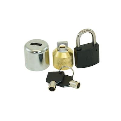 Hose Bibb Lock with Padlock