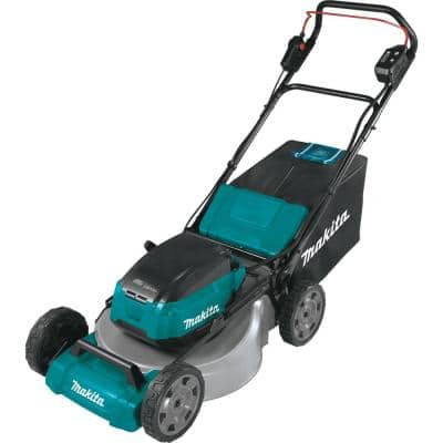 21 in. 18-Volt X2 (36-Volt) LXT Lithium-Ion Cordless Walk Behind Push Lawn Mower, Tool-Only