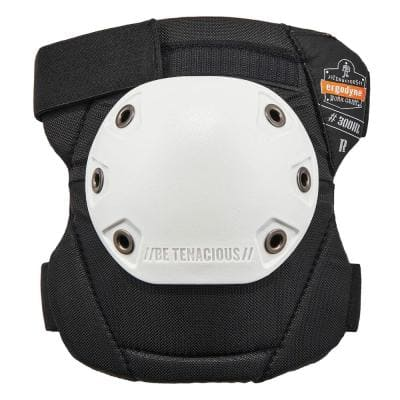ProFlex Rounded Cap Hook and Loop Knee Pads