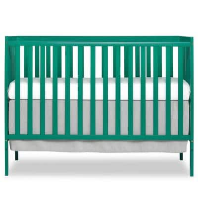 Synergy Emerald 5-in-1 Convertible Crib